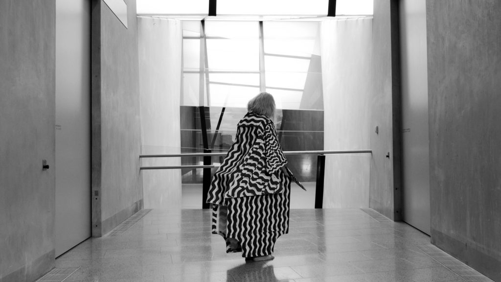 Belle Bassin, art, performance, glass, ngv, ian potter, benjamin hancock, performance art, performance artist, artwork, artist